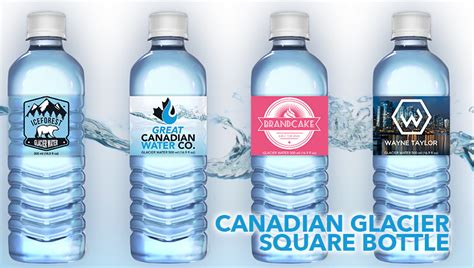 custom logo water bottles canada personalized water bottle labels made in bc great