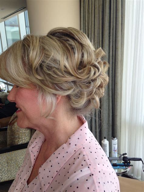hairstyles for mother of the bride updo mother of the bride hairstyle by sammy jaeger