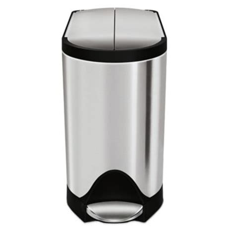 bed bath and beyond trash cans buy simplehuman trash cans from bed bath beyond