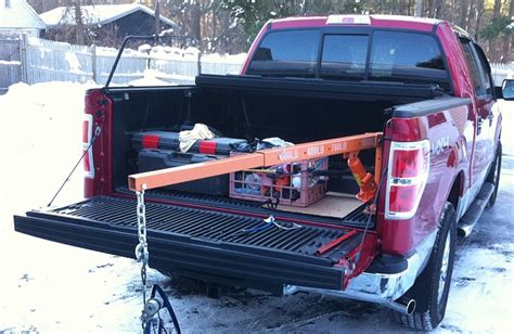 truck bed crane pickup bed crane page 2 ford f150 forum community of