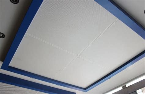 Thermo Tile Ceiling Tile by Dia 4 0 Powder Coating Metal Ceiling Tiles Durable