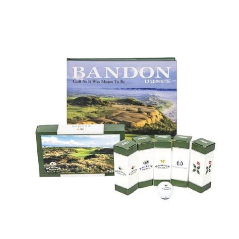 gift ideas bandon dunes golf