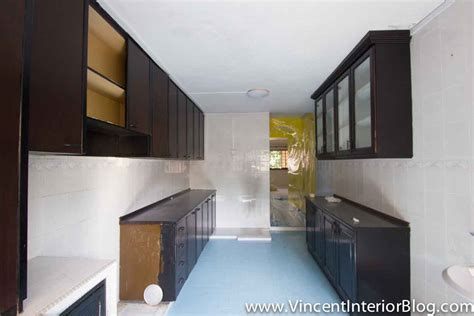3 Room Hdb Kitchen Renovation Design
