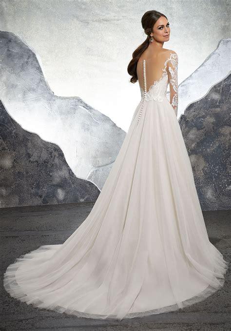 Dresses For Wedding - kelsey wedding dress style 5602 morilee