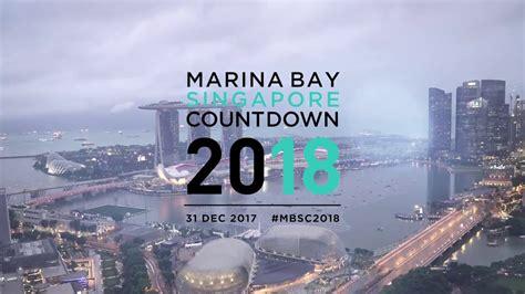 new year gifts 2018 singapore marina bay singapore countdown 2018 highlights