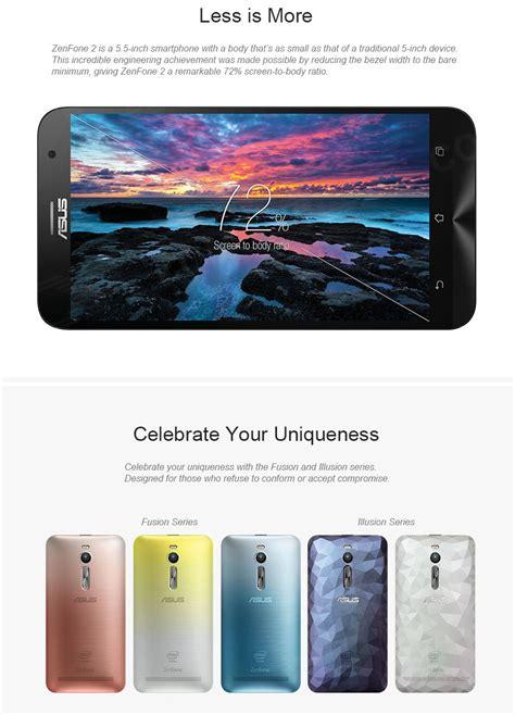 Asus Zenfone 2 Ze551ml 55 Inch Ram 2gb Rom 16gb Garansi Resmi asus zenfone 2 deluxe ze551ml 5 5 inch 2gb ram 16gb rom 64bit intel z3560 1 8ghz 4g smartphone