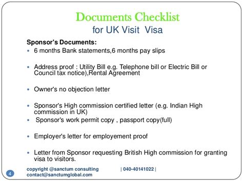 Sle Of Bank Letter For Uk Visa Uk Visit Visa Sanctum Consulting