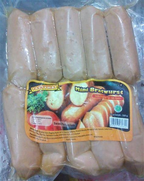 jual sosis sapi mini isi  sosis jumbo sosis bakar
