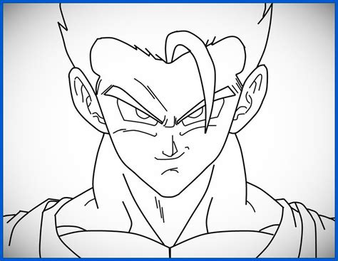 Imagenes De Dragon Ball Z Para Dibujar A Lapiz A Color | fotos de dragon ball z para dibujar faciles archivos
