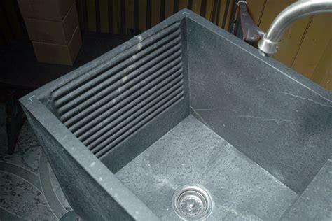 Soapstone Utility Sink bucks county soapstone