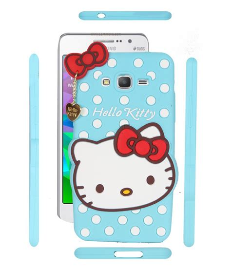 samsung galaxy grand prime girly themes fuson premium hello kitty girly designer soft silicon back