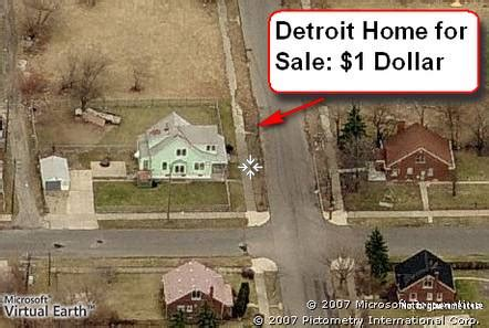 house for 1 dollar 1 will buy you a home in detroit