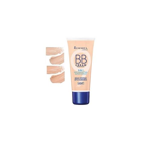 Balm Makeup rimmel bb balm 9 in 1 skin perfecting makeup