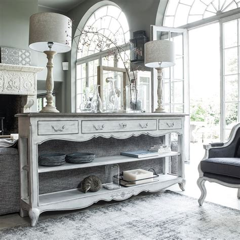 Console 3 Tiroirs by Console 3 Tiroirs Gris Interior S