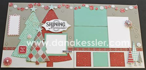 scrapbook layout ideas using cricut sparkle shine holiday scrapbook layouts and blog hop