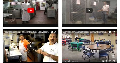 Epoxy Flooring Video Reviews from Verified Users