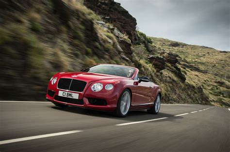 bentley v8s 2014 bentley continental gt v8s first look automobile