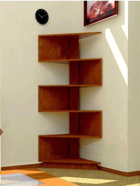 librero de madera para niños repisa estanteria o biblioteca esquinera ref madrid 16196