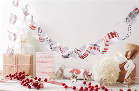 Make Your Own Paper Chains - make your own paper chains goodtoknow