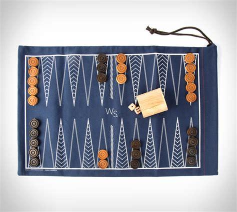 Checkers Bag backgammon and checkers travel bag