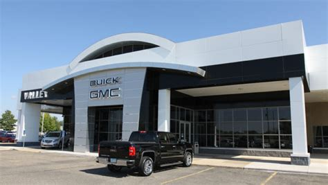 valley buick gmc hastings projects langer construction