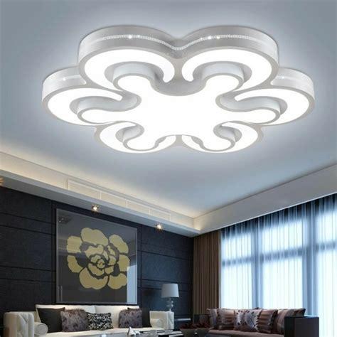 techos modernos techos modernos con luces led integradas 50 ideas
