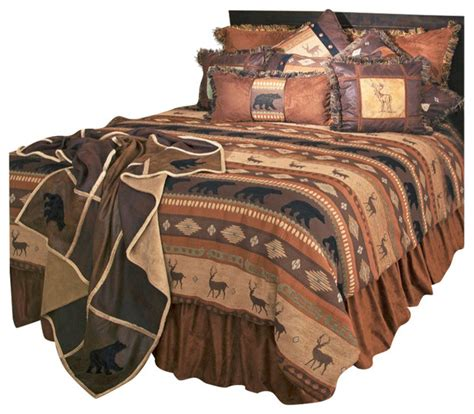 southwestern comforter sets king autumn trails bedding set southwestern comforters and