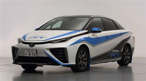 toyota fcv toyota fcv rally car revealed is this the future of