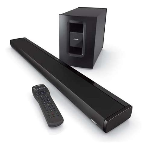 buy the bose 174 cinemate 1 sr home theater speaker system at