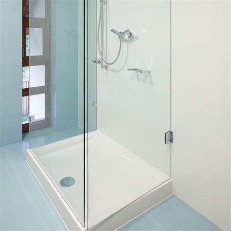 kunststoffplatten dusche glas de duschkabine u form
