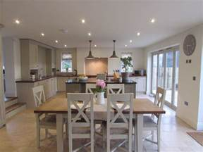 Opening Kitchen To Dining Room Best 25 Open Plan Kitchen Diner Ideas On Diner Kitchen Kitchen Diner Extension And