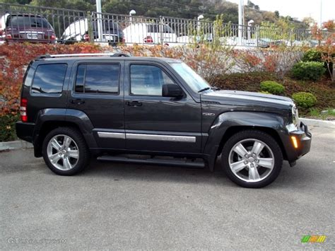 2011 Jeep Liberty Colors 2011 Charcoal Pearl Jeep Liberty Jet Limited