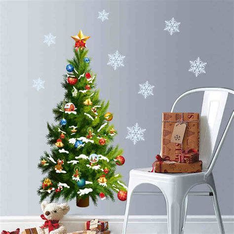 Holiday Wall Stickers online buy wholesale holiday wall decals from china