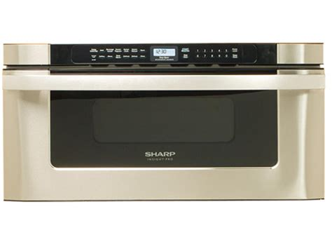 Sharp Easy Open Microwave Drawer by Sharp 30 034 Easy Open Microwave Drawer Oven Kb 6525ps