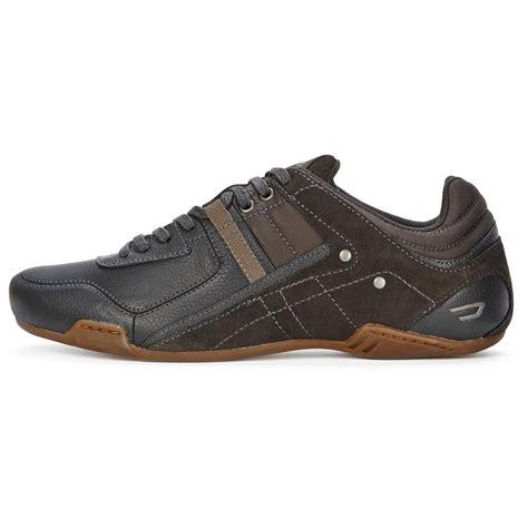 mens sneaker diesel trackkers korbin s casual mens leather shoes