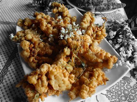fiori acacia frittelle di fiori di acacia antipasti di fiori
