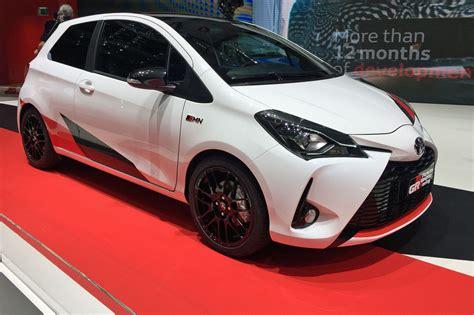 A Toyota New Toyota Yaris Grmn A Hatch By Car Magazine