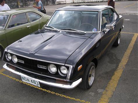1969 Toyota Corona 1969 Toyota Corona Car Interior Design