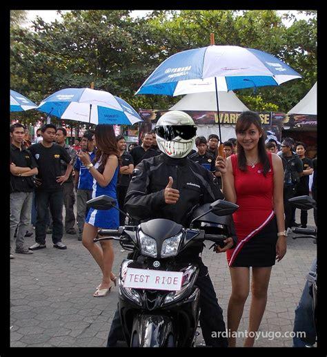 Pirelli City 11070x17 Untuk Yamaha Honda Kawasaki test ride motor yamaha terbaru ardiantoyugo