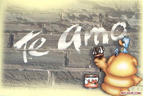 imagenes k digan te amo lesly jesus te amo graffiti imagui