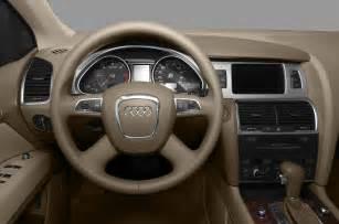 Q7 Interior by 2010 Audi Q7 Price Photos Reviews Features