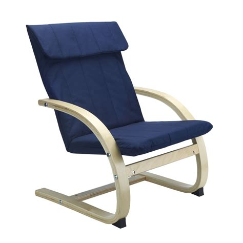 kid lounge chairs lounge chair in blue