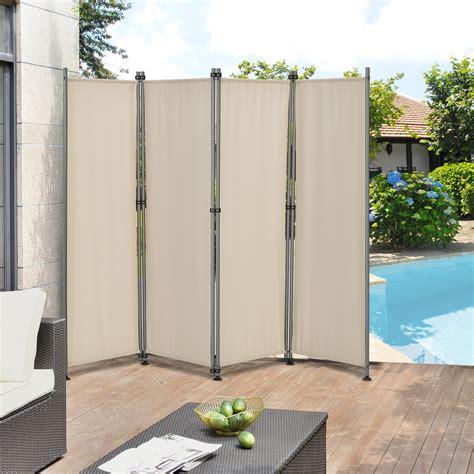 garten sichtschutz ideen 3810 paravent fr garten und terrasse in und outdoor paravent