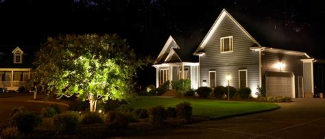 Jensen Sprinkler   Landscape Lighting