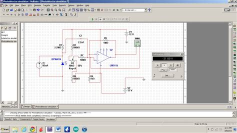 photodiode labview photodiode in multisim 28 images accomplishments jen newbie here ni multisim green laser