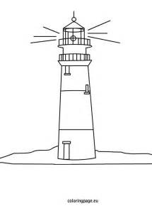 lighthouse coloring pages lighthouse coloring page summer