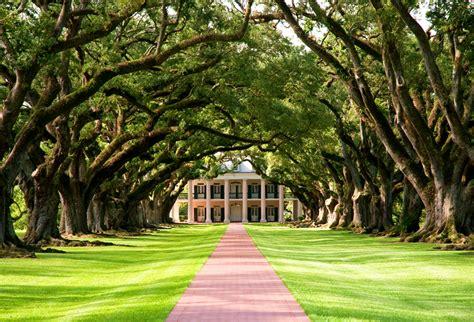 Plantation Wedding Sites In Louisiana