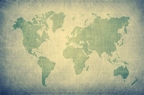 Wall Map Mural green world map wallpaper map wallpapers wallpaper ink