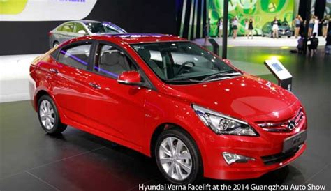 hyundai new uing cars in india 2015 hyundai verna to be launched in india on february