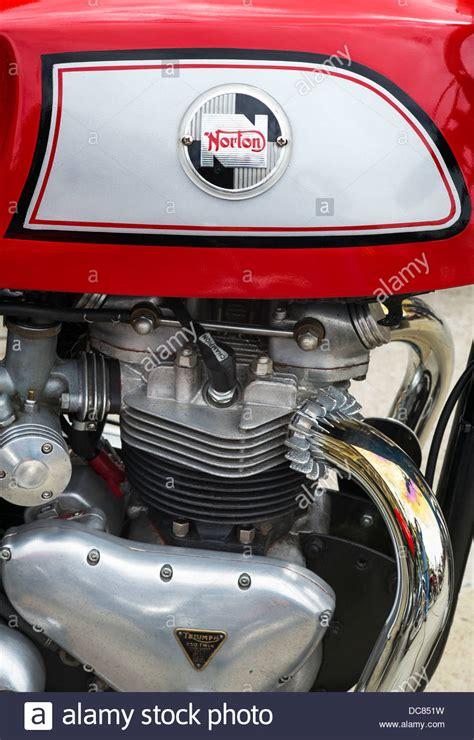 Triumph Motorrad In England Kaufen by Triton Motorrad Norton Klassische Britische Motorrad